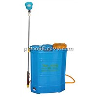16L 12V/12Ah agricultural equipment with battery,regulator working time:8 hours