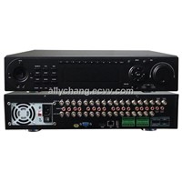 16ch Full D1 real time HDMI output DVR support 3G and Wifi