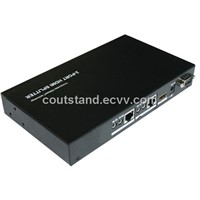 1x2 HDBaseT HDMI splitter 3D with Ethernet