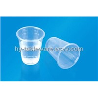 200ml (6OZ) plastic cups in transparent