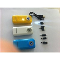 2013 New Promotion Gift 4000MHA Power Bank Portable Battery