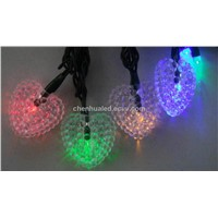20 LED hoilday christmas decoration string light with heart