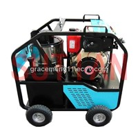 250 Bar Diesel Engine Hot Water Pressure Washer
