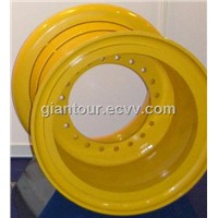 25 inch wheel loader dozer grader rim wheel cat980 cat966