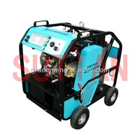 280 Bar Diesel Engine Hot Water Pressure Washer