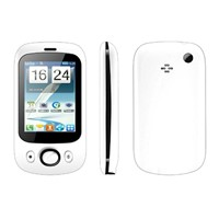 2.4 inch touch screen PAD GSM mobile phone dual sim cheap low cost/end Built-in Games