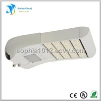 30-300W radar LED street light with photocell, 5 years' warranty, 50000hrs lifetime