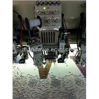 324 single cording and sequin  embroidery machine
