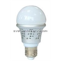 330degree LED E27 bulb 7W hot sale in 2013