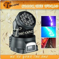 3W*18 RGB Led Mini Moving Head Light (TH-104)