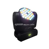 3W 36PCS RGBW LED Beam Moving Head LED Stage Light