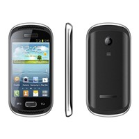 3.2 inch touch screen PDA mobile phone (dual sim card/TV(optional)/JAVA/cheap price)