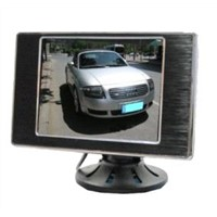 3.5 inch tft lcd monitor JJT-350 for parking
