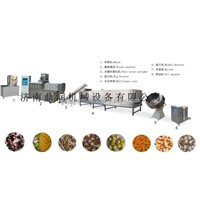 3d bugle snacks processingmachinery