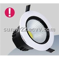 3w 7w 9w 20w cob led downlight wholesale alibaba supplier