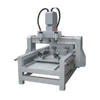 4 Axis Wood CNC Router