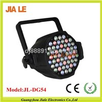 54*3w RGBW High Power LED Par Stage Light