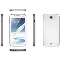 5.0 inch touch screen PDA mobile phone (dual sim card/TV WIFI(optional)/JAVA/low price)