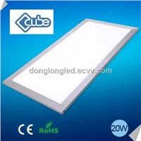 600*300mm SMD Flat 20W LED Panel Light