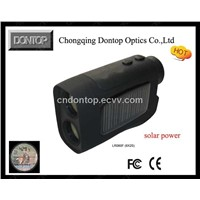 600m Solar Powered Laser Rangefinder With Pinseeker (LR060FG)