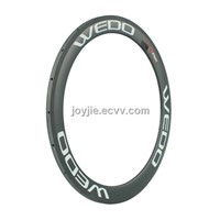 60mm tubular carbon road rim