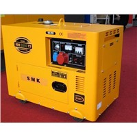 6KVA Air-cooled Diesel Generator Set