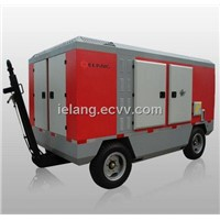 88KW-300KW Diesel Portable Screw Air Compressor