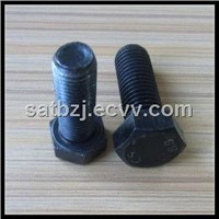 8.8 grade high tensile hex  bolt