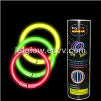 8 inches glow sticks with CE&RoHS