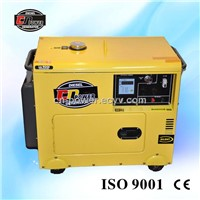 8kw silent diesel generator with ATS