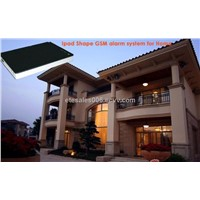 Advanced GSM alarm system security system