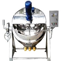 Agitating type jacket kettle for hpt sale