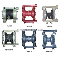 Aluminum Alloy Air Operated Double Diaphragm Pump