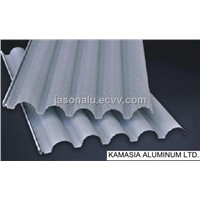 Aluminum Wave Panel Ceiling