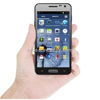 Android 4.0 3G Smartphone with 4.7 inch WVGA Screen Dual SIM MTK6577 Dual Core