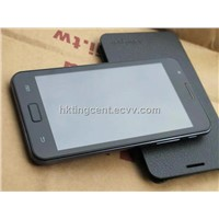 "Android 4.15.5"" QHD 1600K color Touch screen displayMTK6577 1GHz mobile phones"
