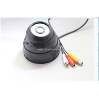 Audio IR  car Dome Camera,Metel shell,  Car Dome camera, Mobile camera