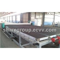 Auto CNC glass cutting line