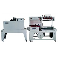 Automatic L-bar Sealer and Shrink Wrapper