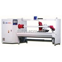 Automatic Sellotape Sheet Cutter Machine