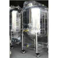 Beer bright  tank for  brewery equipment