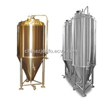 Brew conical fermenter tank
