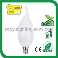 Candle Type C38 Energy Saving Lamp / CFL