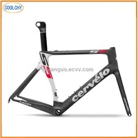 Carbon Fibre Road Bicycle Frame