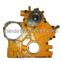 Caterpillar S6KT Oil Pump