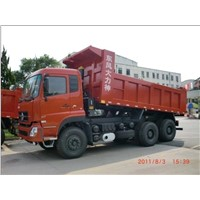 Chinese 6X4 heavy duty dump truck in transportation