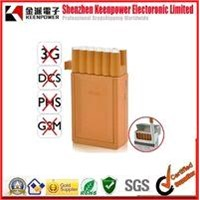 Cigarette Box Style Design Mini Portable Hidden Cell Phone  signal Jammer