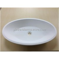 Countertop Solid Surface Acrylic Wash Bowls PB2109
