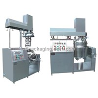 Cream Vacuum Emulsification Blender