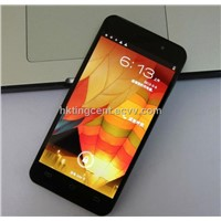 Dual SIM Card Dual Standby MT 6515 Android 4.0 5 inch mobile phone